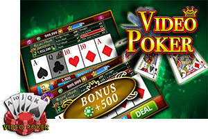 Video Poker Gratis Juegos