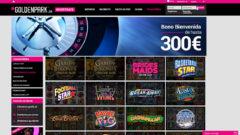Casino Golden Park Screenshot