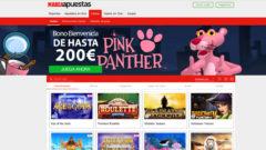 Casino Marca Apuestas Screenshot