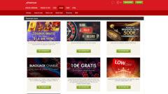 Casino Sportium Screenshot