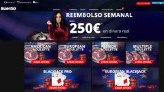 Casino Suertia Screenshot
