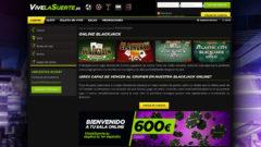 Casino Vive La Suerte Screenshot