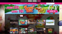 Casino Wanabet Screenshot